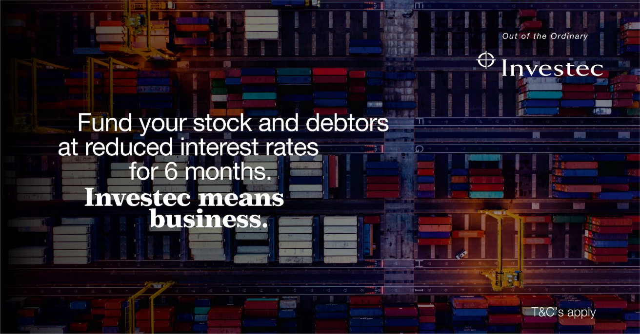 Fund your stock and debtors