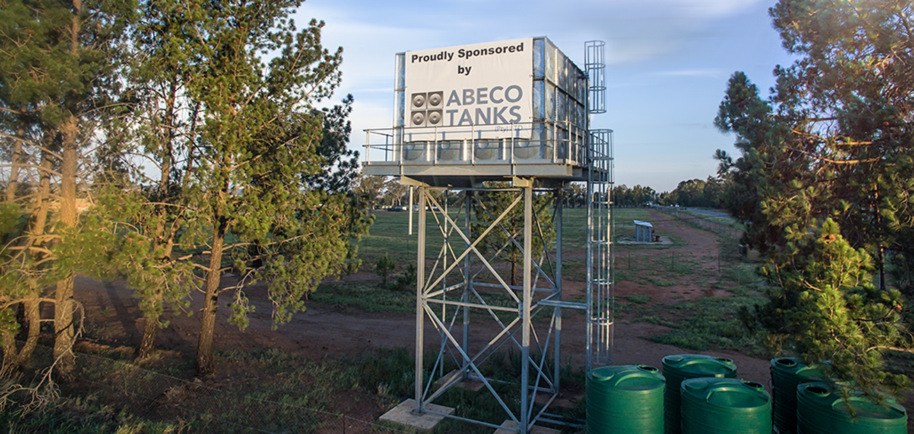 Abeco water tank