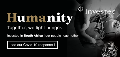 Humanity Food Security brand messaging