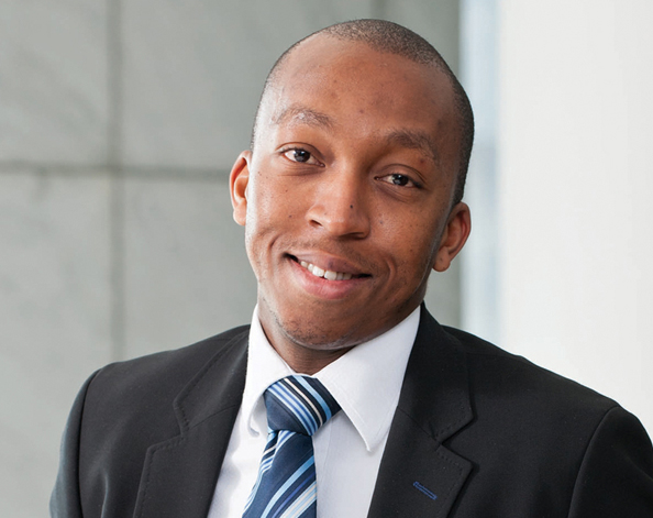 Itumeleng Merafe, Head of Treasury Structuring, Investec