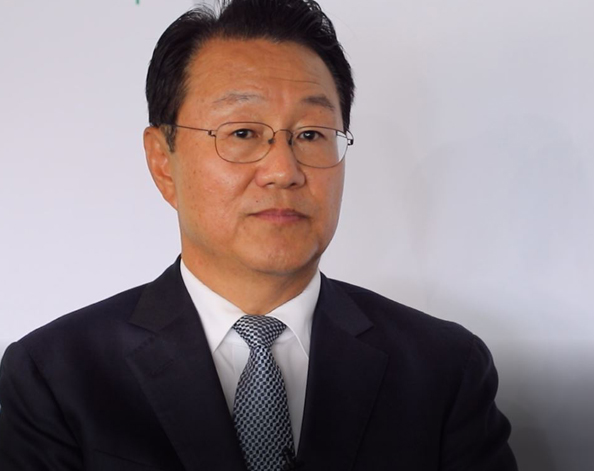 South Korea's ambassador to South Africa, Jong-Dae Park