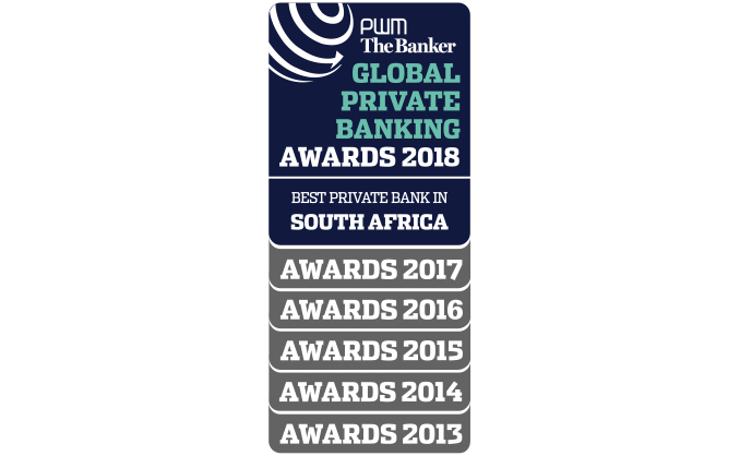 Global Private Banking award 2018