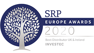 Best Distributor, UK and Ireland (5 years in a row)