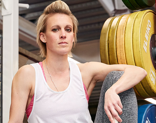 Alex Danson, GB Hockey player