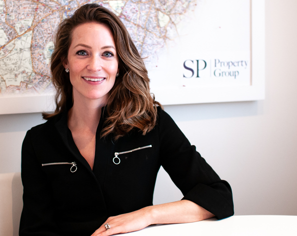Jo Eccles Managing Director of SP Property Group