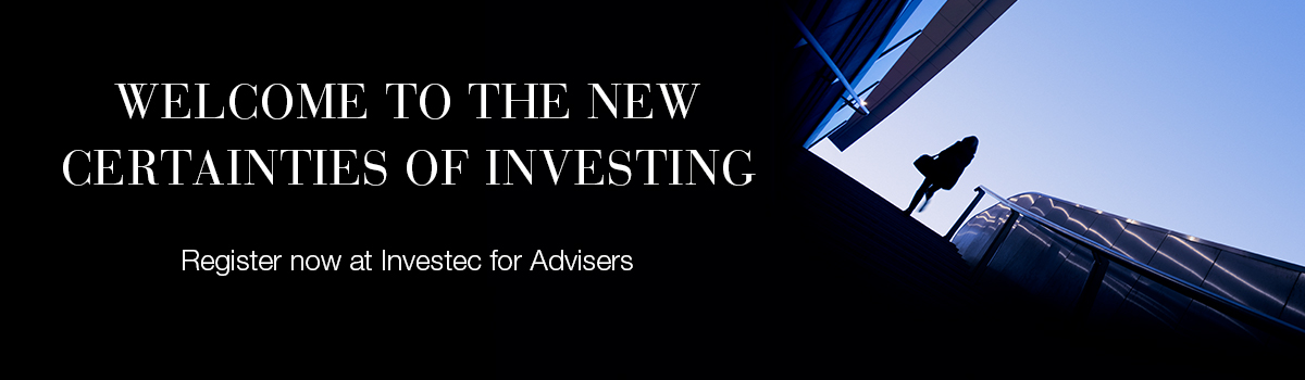 Register to Investec for Advisers