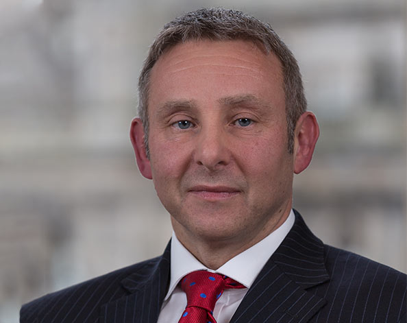 David Paterson, Divisional Director at Investec Wealth & Investment's Glasgow Office