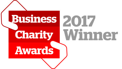 Investec wins Business of the Year - Business Charity Awards